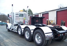 Semi Truck Customizations